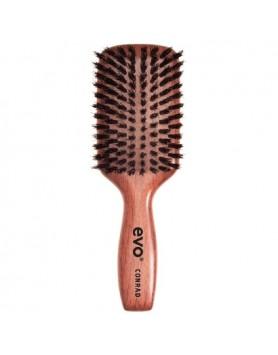 EVO Conrad Bristle Paddle Brush